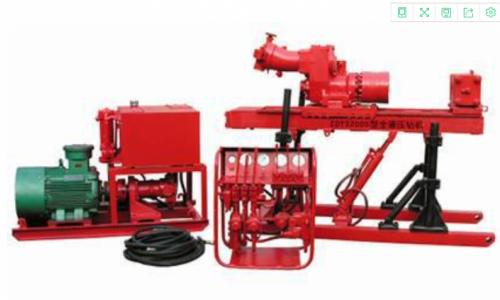 煤矿用全液压坑道钴机