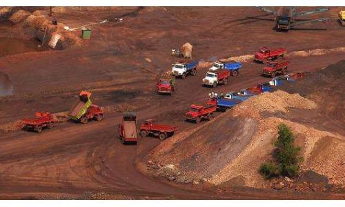 奥里萨邦政府准备拍卖九座矿山