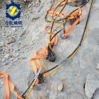 大型开山棒150型 液压岩石劈裂棒 开山机