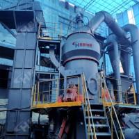 干式钢渣选铁设备 HLM矿渣选粉立磨