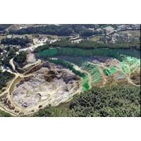 普夏石灰岩矿山废石场和上山道路恢复治理及水土保持工程