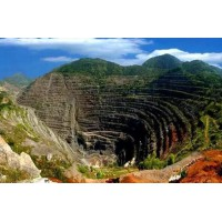禹州市鸠山镇范门村废弃矿山生态恢复治理项目