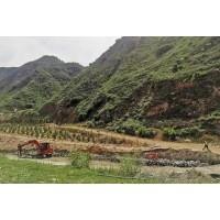 大河家镇无主砂石料矿矿山地质环境恢复治理工程